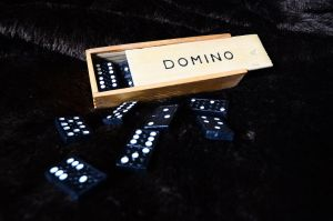 Low key Domino by bmhelman
