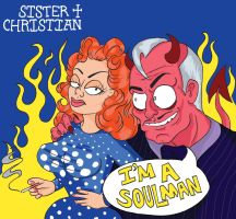 Sister Christian-I'm a Soul Man by after-the-funeral
