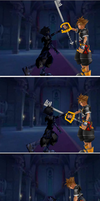 Poor Anti-Sora by yellalix