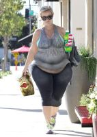 Fat Reese Witherspoon by cahabent