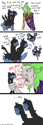 Pokemon: EvoLOLution by In-The-Machine
