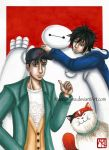 Big Hero 6: Genius Family by MannaKana