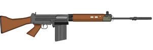 FN-FAL by GeneralTate