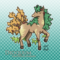 Dioquum by ZestyDoesThings