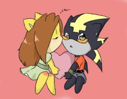 7.Maria and Luther by Chibi-Market