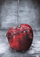 Apple by CeciliaGf