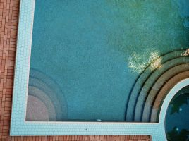 Hotel pool, 2 by dpt56
