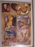 lion king collector stamps by chappy-rukia