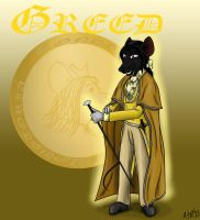 Greed - Count Fane Cel Rau by mimmime