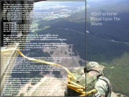82nd airborne song by Waichi