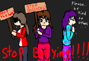 STOP BULLYING! by BBSMJ