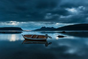 The Eternal Melancholy Of The Sea by KennethSolfjeld