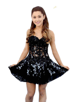 Png Ariana Grande by MarceGrachulienta