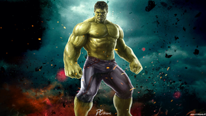 HULK Age Of Ultron by D-CDesigns