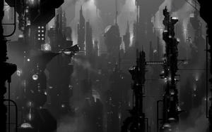 Industrial City by MiG-05