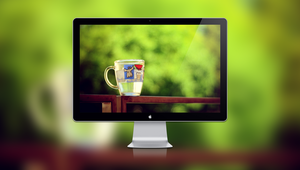 Mug Wallpaper by OanaRayne