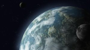 New Planet by magicclam