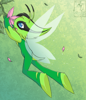 Morning Dew by blackpersian