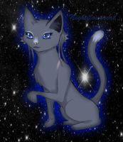 Bluestar by Nightflowercat