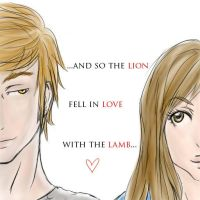 The Lion and the Lamb by ninuke