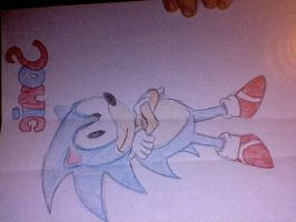 Sonic by KaylaMarie831