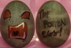Rotten Egg by UndeadPrincess