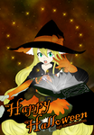 Happy Halloween - Fairy Tail by ng9