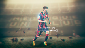 Lionel Messi by Honchkrowz
