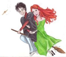 Just 'Harry-ed' by MissCosettePontmercy