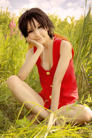 fem!Luffy by RedCappy