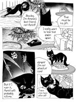 Christmas with my Master [PAGE 5.] by Michelangeline