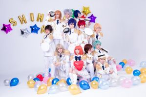 Uta No Prince-Sama~Shining all Star! I by sharuruka