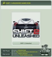 SHIFT 2 Unleashed Icon by CODEONETEAM