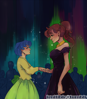 May I have this dance? by ignitible
