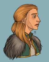 Fem!Anders by Fastforwardmotion