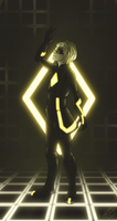 TRON: Shuroh Diamond by Maiden-Chynna