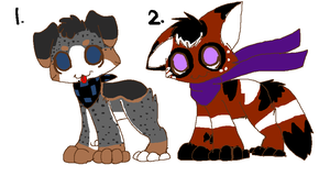 Name Your Price Adoptables 2 [closed] by Uh-bee