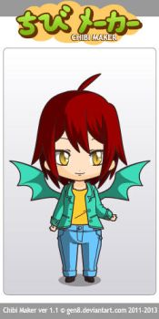 Chibi Val by TheUltimateShipper27