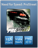 Need for Speed ProStreet Icon2 by Th3-ProphetMan