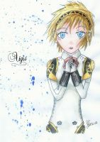 Aigis - Watercolour Beta by HollysHobbies
