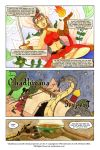 Chadhiyana and the Serpent - page 1 by jmdesantis