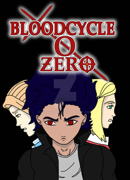 Bloodcycle Issue 1 Cover Youtube BloodcycleOZero by Bloodcycle
