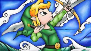 The Wind Waker by vampire-byte