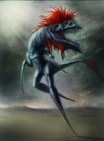 Monster by Pronton-Liot