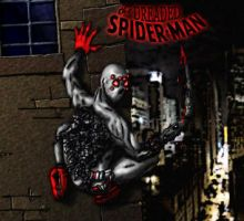 the Dreaded Spider-Man by Aeruhl