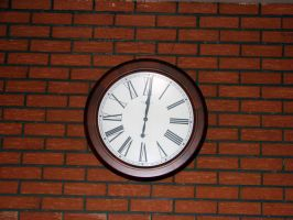 Large Wall Clock by RosalineStock