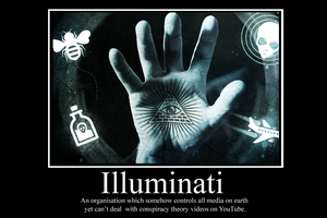 Illuminati Demotivator by Party9999999