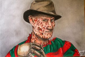 Freddy Krueger by Tressytc