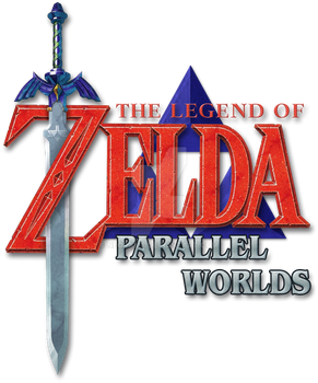 The Legend of Zelda - Parallel Worlds Logo by NeoRame