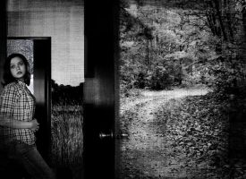 Doors Between Worlds by enchantedwillowtree